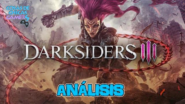 DARKSIDERS III - ANÁLISIS