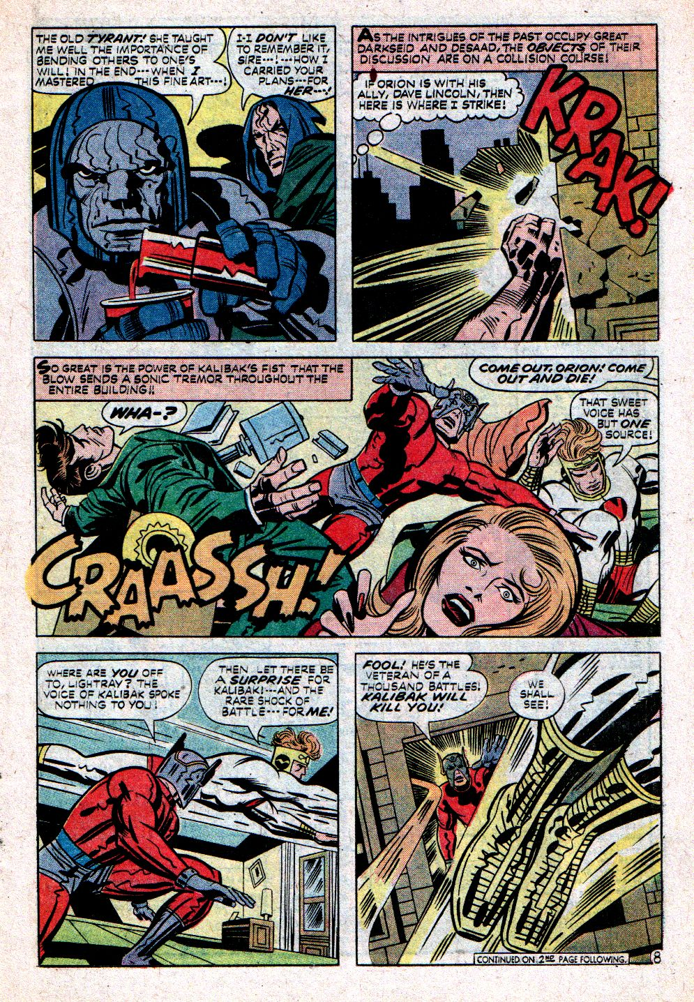 The New Gods (1971) issue 11 - Page 11