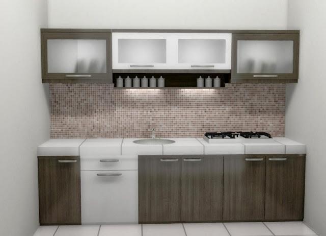 50 Desain Dapur Minimalis Terbaru 2020 Model Desain