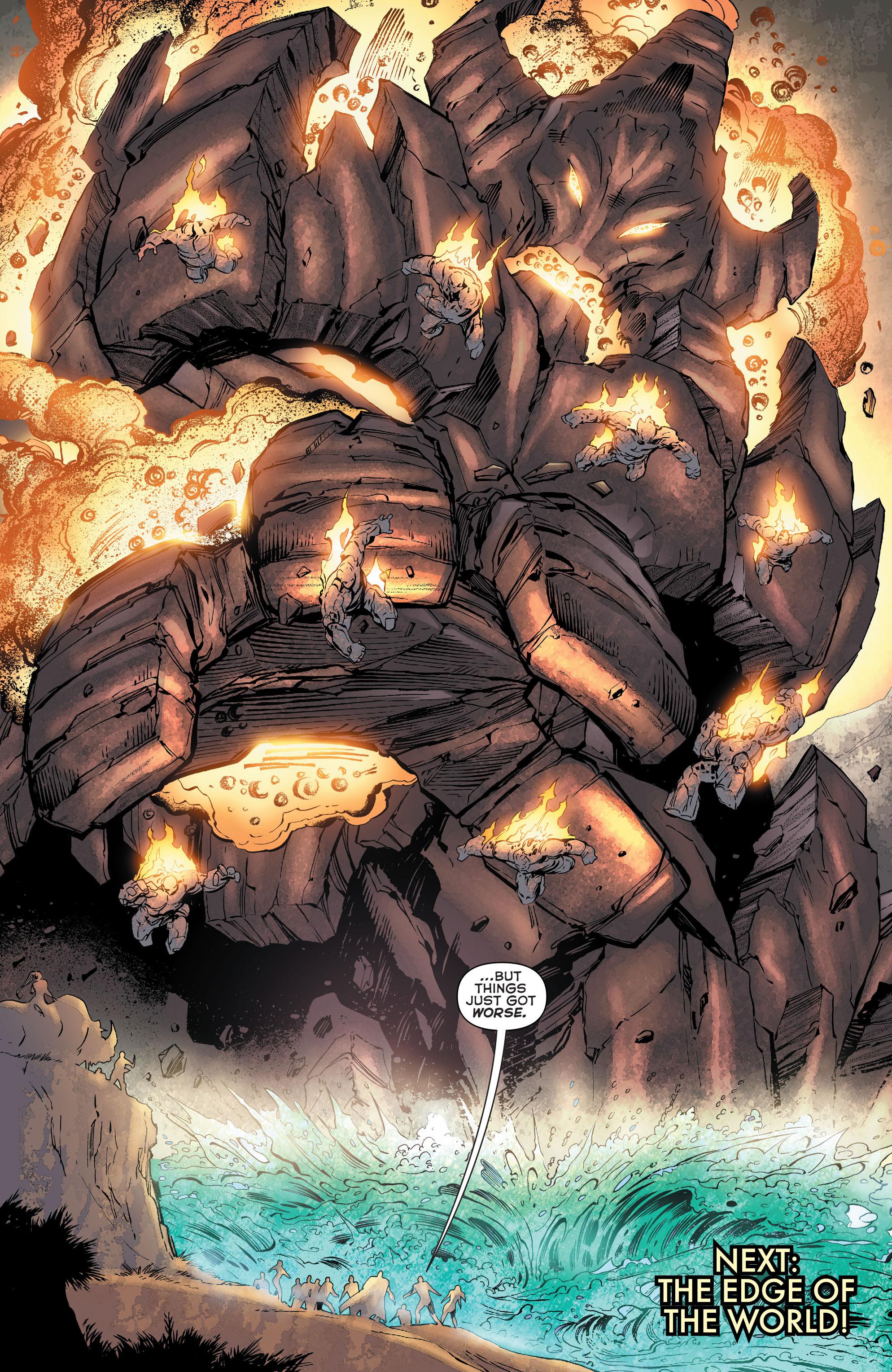 Read online Aquaman (2011) comic -  Issue #39 - 17