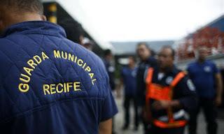 No Recife (PE), vereador quer implementar lei que traz como obrigação o armamento da Guarda Municipal