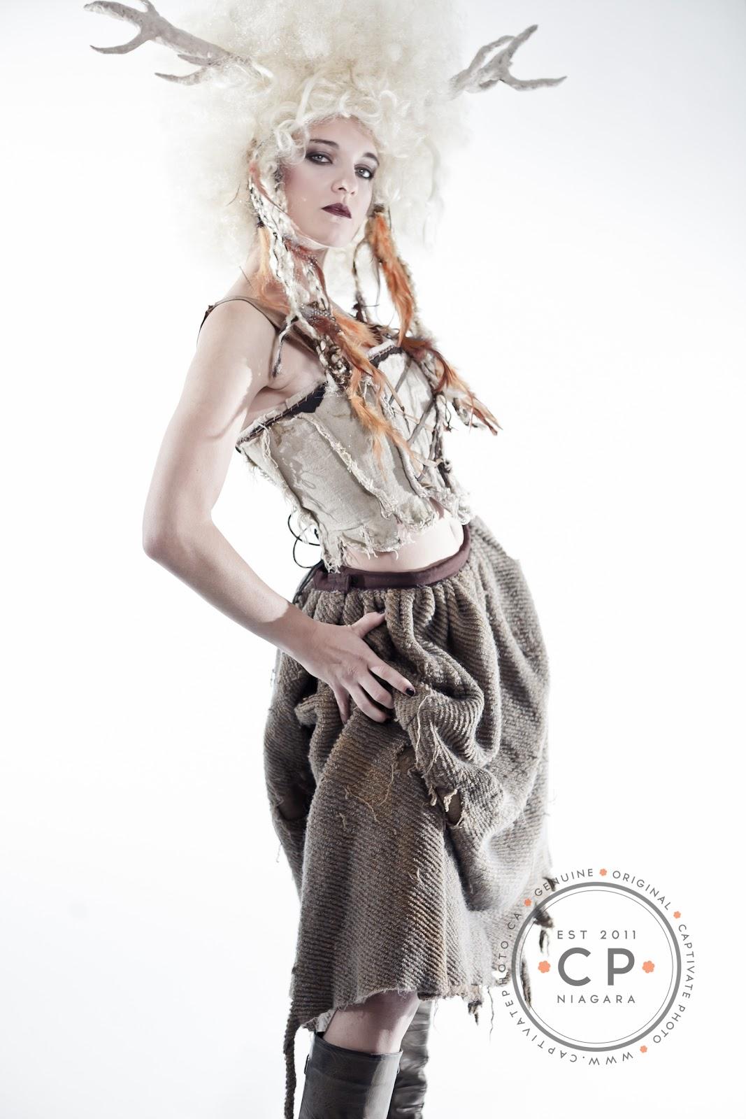 Makeup Artist: Jess Robert: Deer Girl