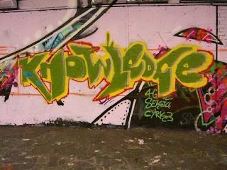 Knowledge Graffiti
