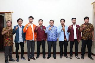BEM se-Indramayu Apresiasi Pembangunan Indramayu Remaja