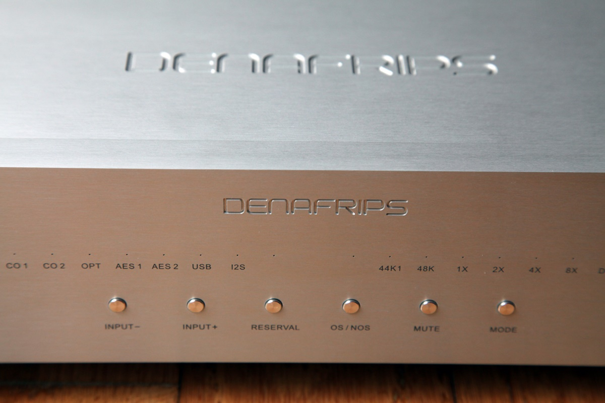 Eric's Hi-Fi Blog: Denafrips Pontus R2R DAC
