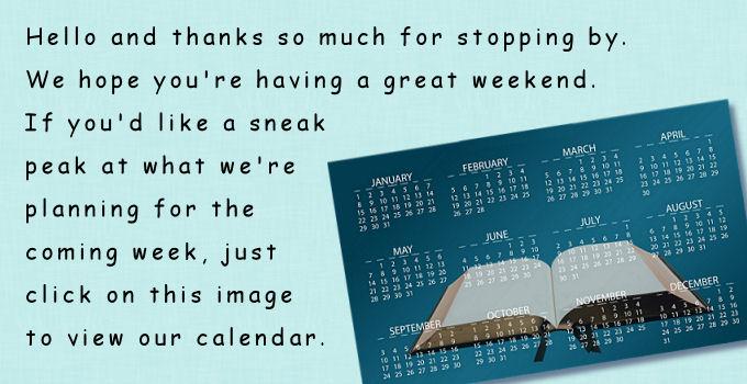 http://craftieladiesofromance.blogspot.com/p/calendar.html