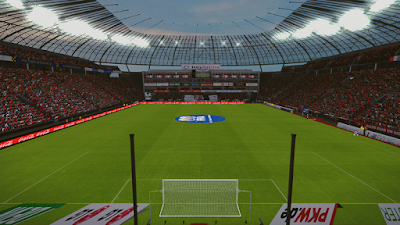 PES 2017 Bay Arena Stadium