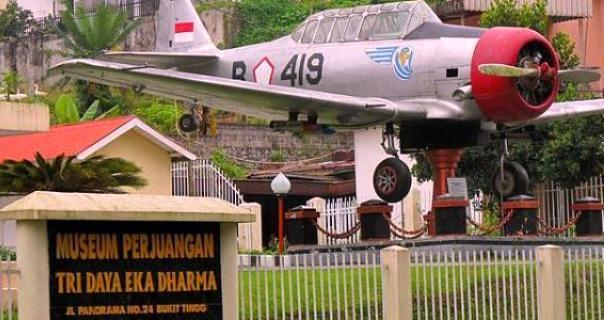 10 Tempat Wisata Bukittinggi