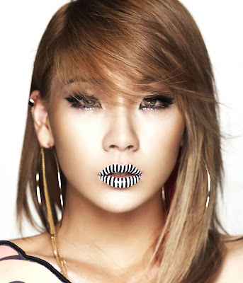 Sasyachi Beauty Diary: CL - 2NE1 MAKEUP TUTORIAL (SWAGGGGG!!)