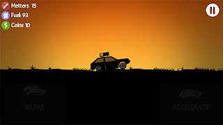 Image Game Bad Roads Elastic Car Apk