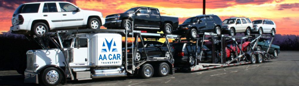 AA Car Transport Service - (800) 516-3440