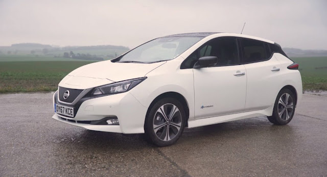 Electric Vehicles, Nissan, Nissan Leaf, Nissan Videos, UK, Video