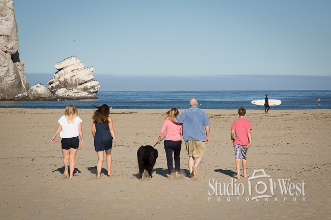 Morro Bay Photographer - Family Portraits - Studio 101 West Photography