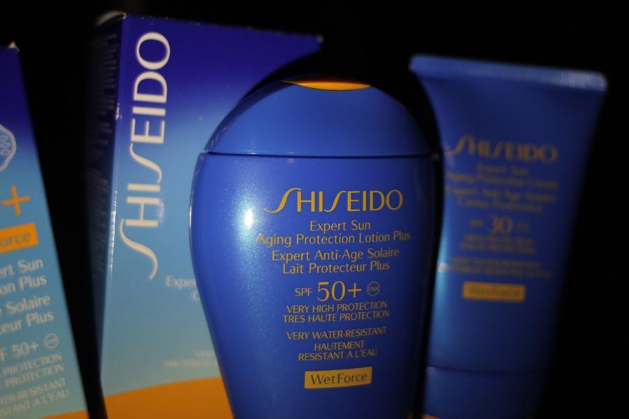 shiseido sun protection lotion