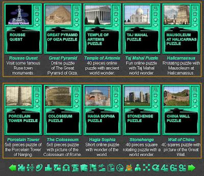 Online Tourism Games