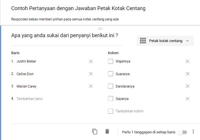 Cara Membuat Dan Memanfaatkan Form Online Gratis Dari Google Formulir Pakar Tutorial
