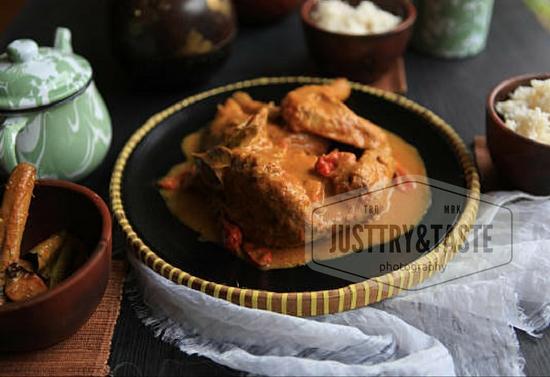 Ayam Lodho Trenggalek JTT