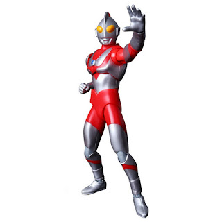 Ultraman Evolved Poseable Toy