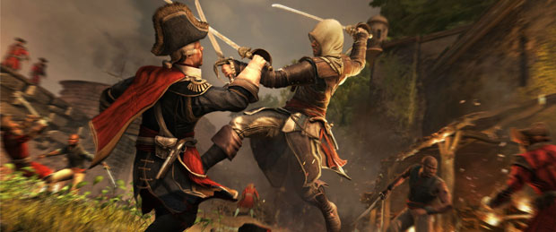Assassin's Creed 4: Black Flag Wolfpack Co-Op Modes