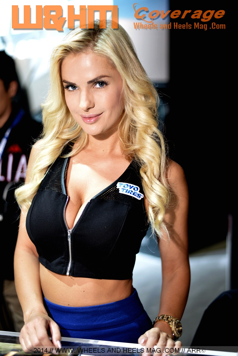 best of sema models 2014 series  1  ashley harrell  jessica harbour  leanna bartlett and more