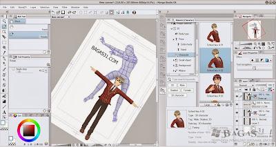 Manga Studio Ex 5.0.2 Full Keygen 3