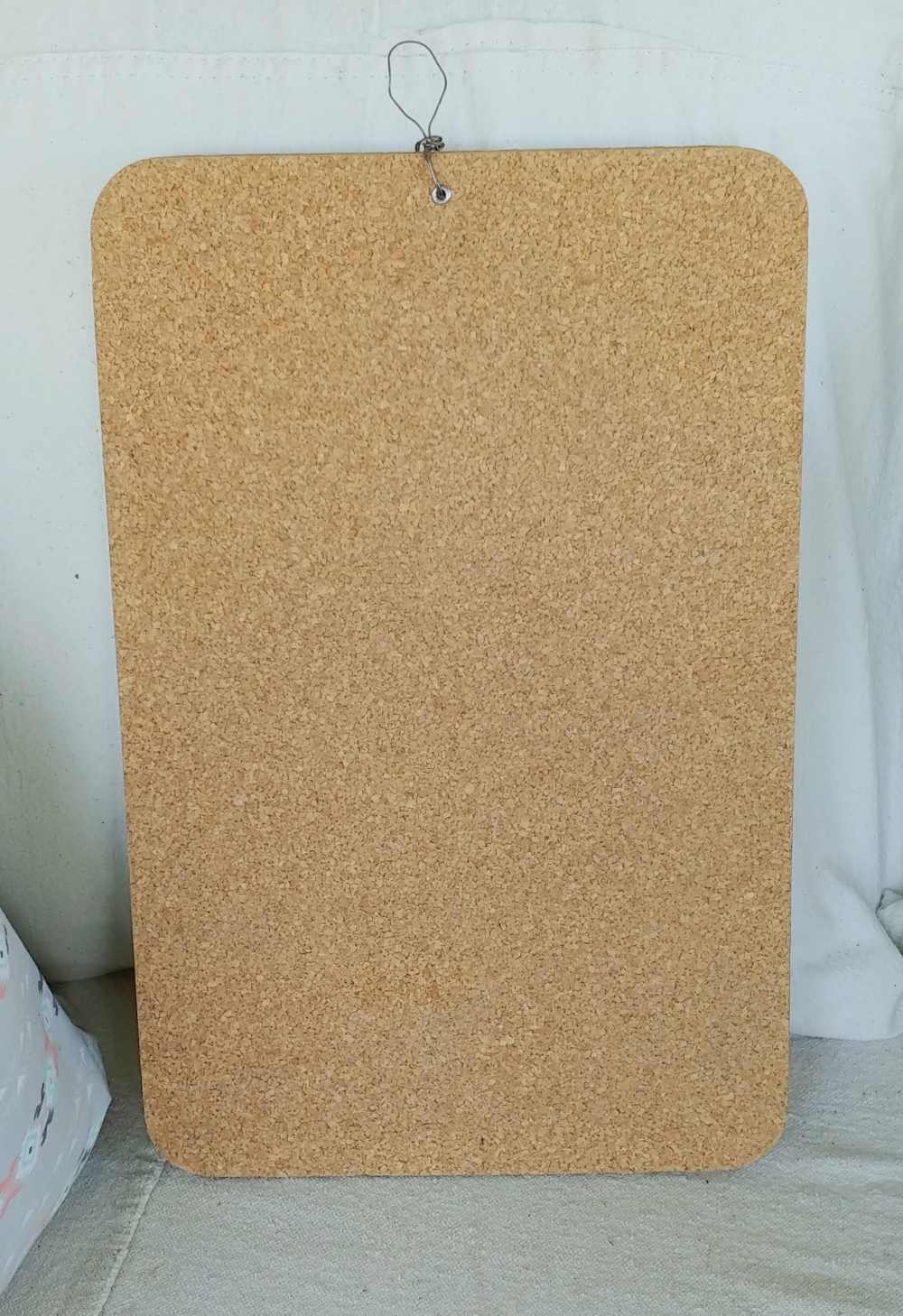 Vintage bulletin board