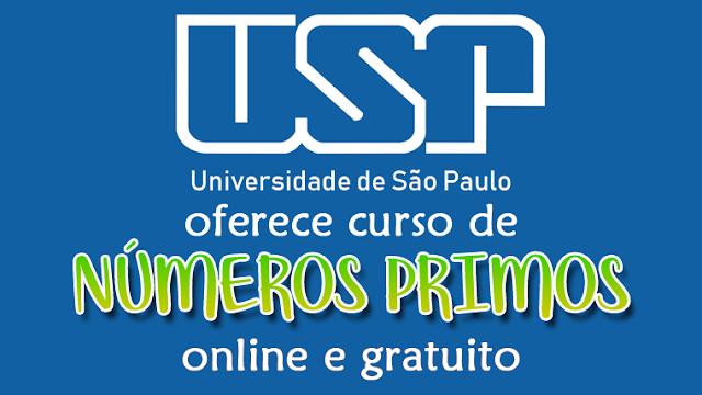 USP oferece curso online e gratuito de Números Primos