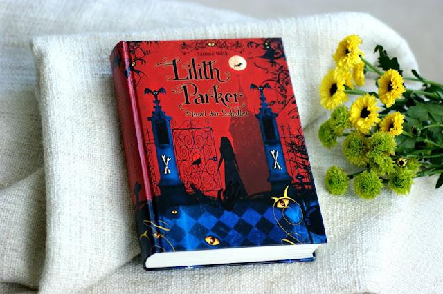 """Rezension """"Lilith Parker - Insel der Schatten"""" von Janine Wilk www.nanawhatelse.at Der Salzburger Buch-Blog."""