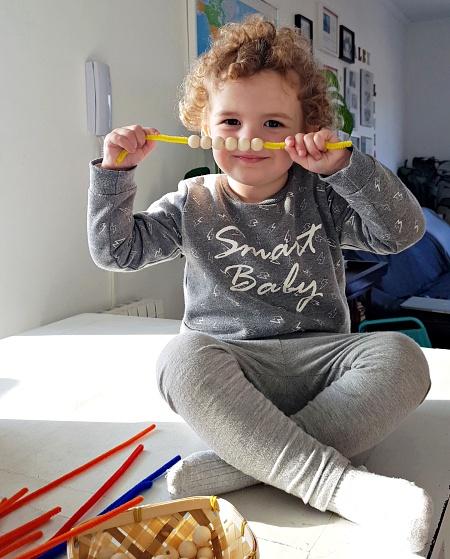 ¿Cómo trabajar la motricidad fina en niños pequeños?
