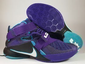 Sepatu Basket Nike LeBron Soldier 9 Hornet, toko sepatu basket, jual sepatu basket, harga basket nike, nike lerbon soldier , soldier 9