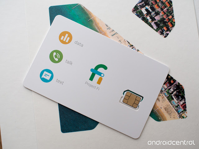 Google Project Fi, Technology, Smartphone, Pixel 2