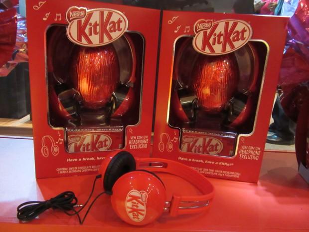 Ovo de Páscoa 2016 Nestle Kit Kat