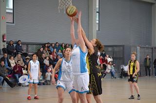 Baloncesto | Paúles refuerza la sección femenina con 13 incorporaciones en categória sénior