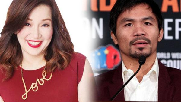 PNoy reveals Abu Sayyaf plot to kidnap Kris Aquino, Manny Pacquiao