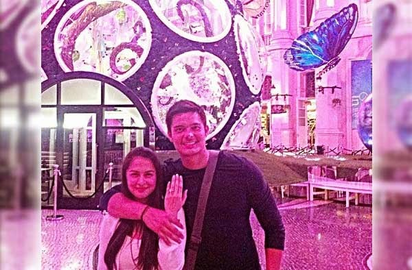 Dingdong Dantes Marian Rivera engagement ring