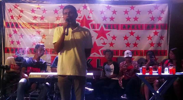 Ali Mahsun Dilengserkan, APKLI dan Ribuan PKL Gelar Pesta Rakyat