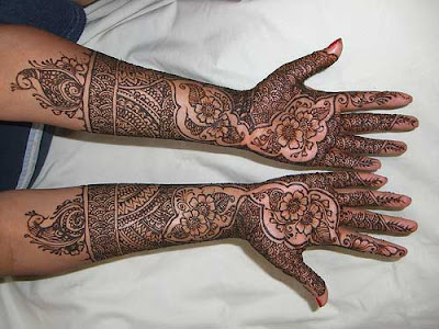 Mehndi Bridal Desgins For Brides Dresses 2013 Dulhan Mehndi Patterns
