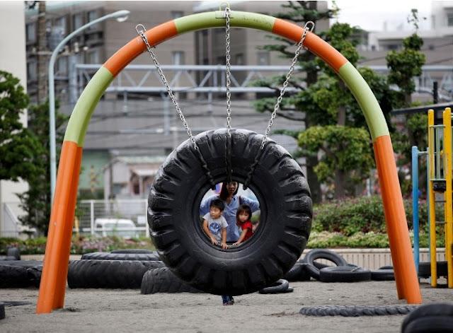 L'ONU appela a Giappone: lascia che i bambini siano bambini