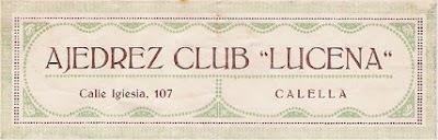 Ajedrez Club Lucena