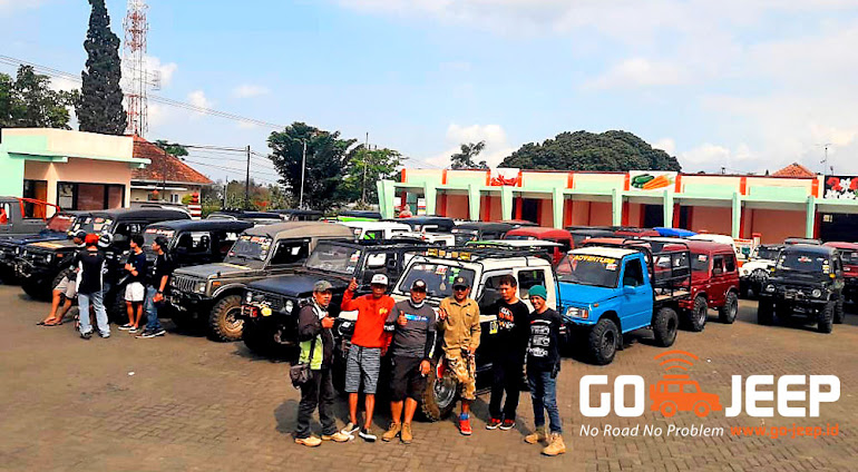 penjemputan peserta di rest area sidomulyo kota wisata batu