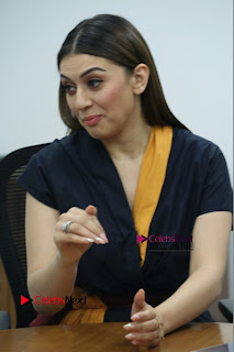 Actress Hansika Motwani Latest Pos at Bogan Movie Press Meet  0018.jpg