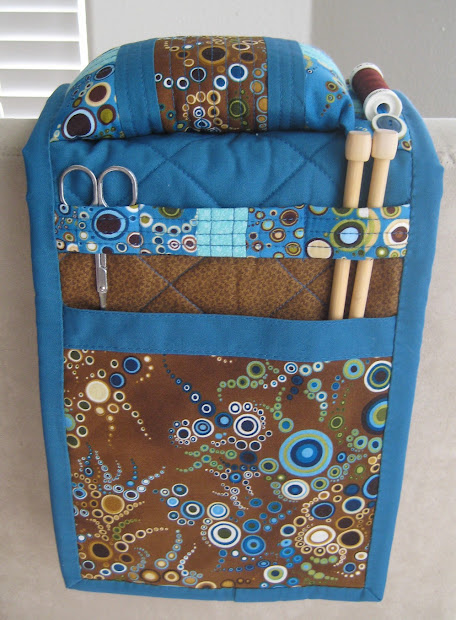 Sister Of Divide Arm Chair Caddy Kim