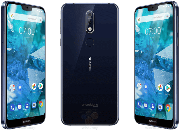 Nokia 7.1 Specs Leaks Ahead of Launch