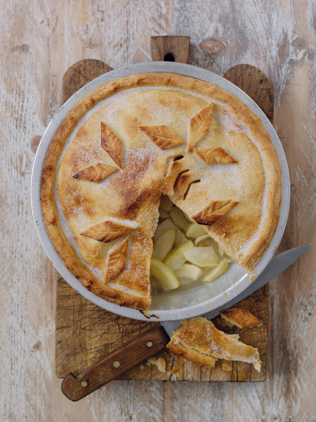 How To Make Apple of Your Eye Pie