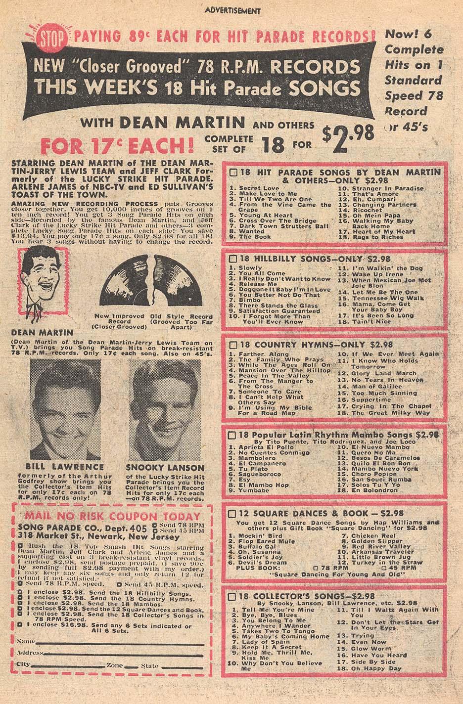 Read online Detective Comics (1937) comic -  Issue #210 - 42