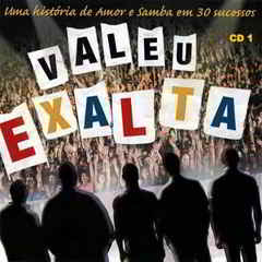 cd de exaltasamba no samba recife 2011