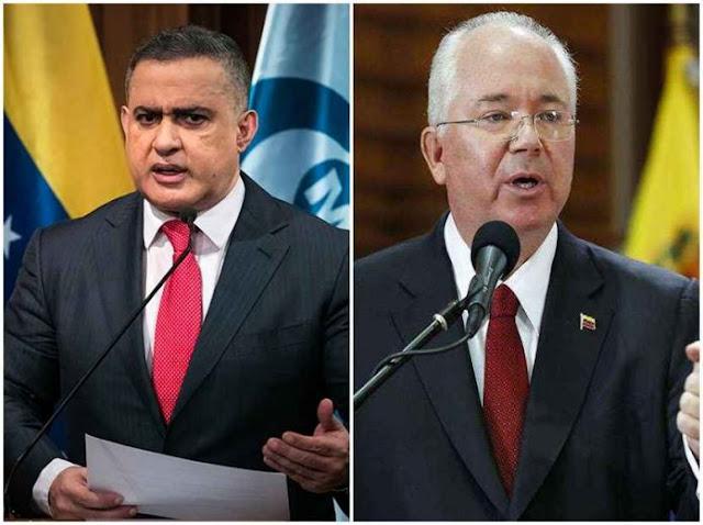 Saab acusa a Rafael Ramírez de la pérdida de $4800 millones en Pdvsa