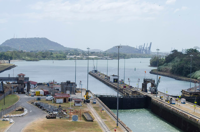 Kanał Panamski; Panama; Panama CIty; Panama Canal