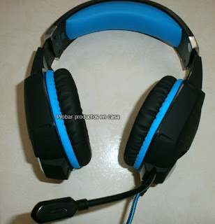Auriculares Easy SMX G1000