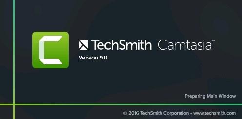 Camtasia Studio 9.1.1 Build 2546 (x64) + License Keys